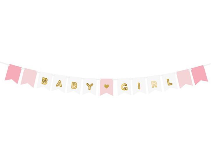 Banner Baby Girl 1,6m