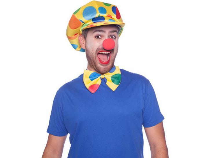 Clownnase rot