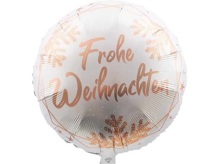 Folienballon Weihnachtstraum 45 cm