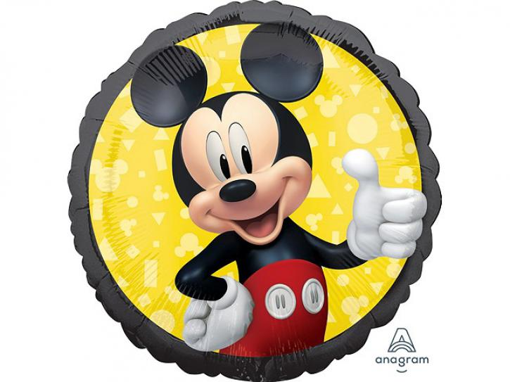 Folienballon Mickey Mouse 43 cm