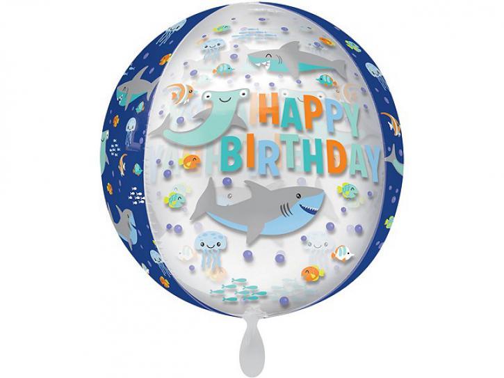 Ballon ORBZ Hai HBirthday 15