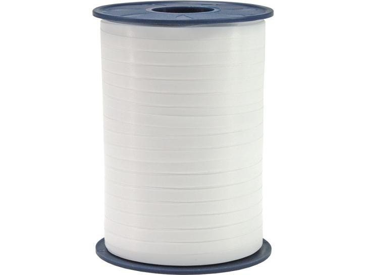 Geschenkband weiß 5mm breit