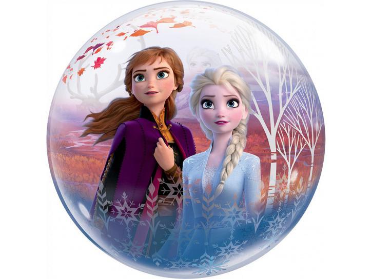Bubble Ballon Frozen 22