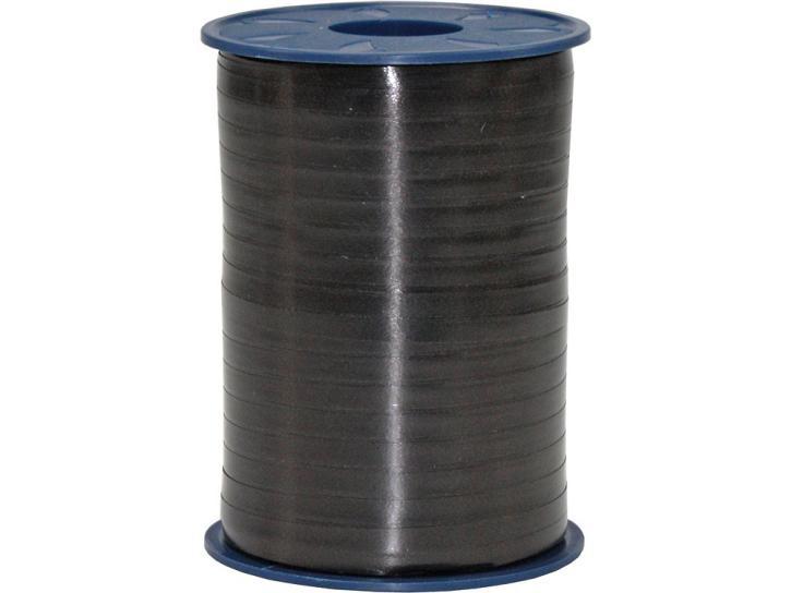 Geschenkband schwarz 5mm breit