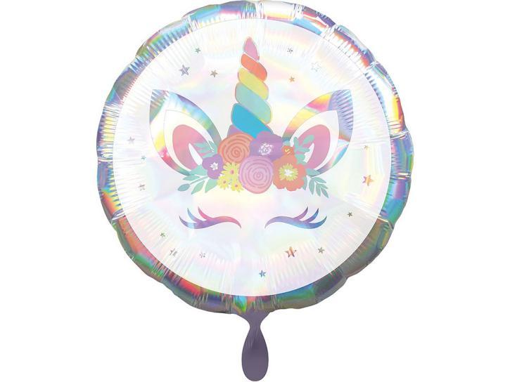 Folienballon Einhorn 18