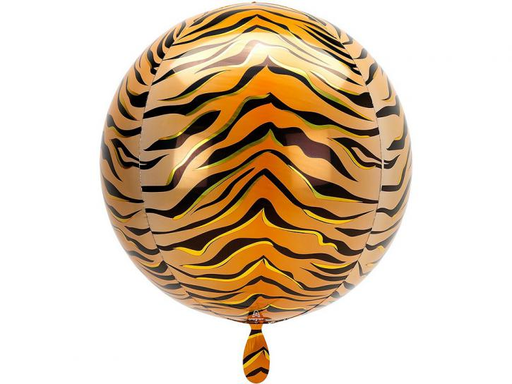 Folienballon Orbz Tiger 16