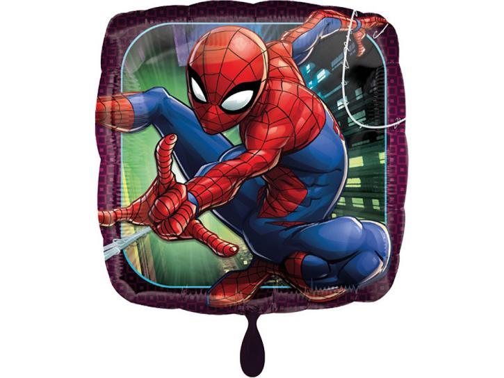 Folienballon Spiderman 45 cm