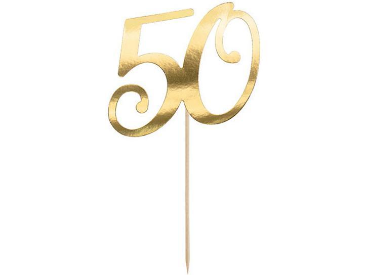 Tortentopper 50 gold