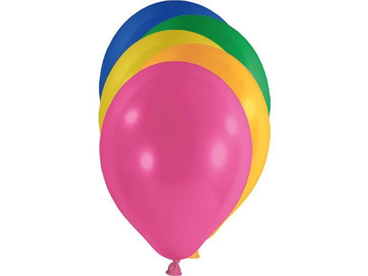 "Luftballons mini bunt 100 Stck. ?"" 12cm"