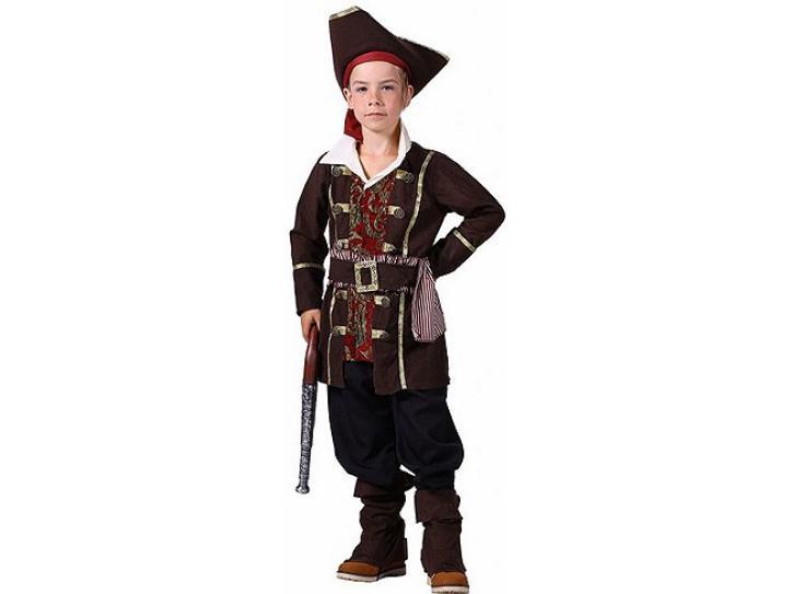 Kostüm Pirat Gr. 116