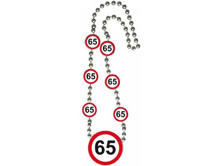 Kette Verkehrsschild 65