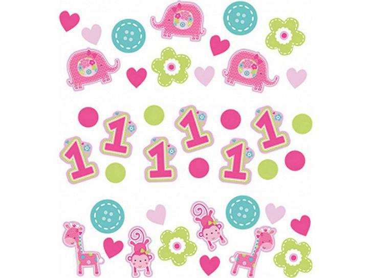 Konfetti 1 Birthday girl 34g