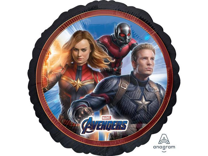Folienballon Avengers Marvel 45 cm