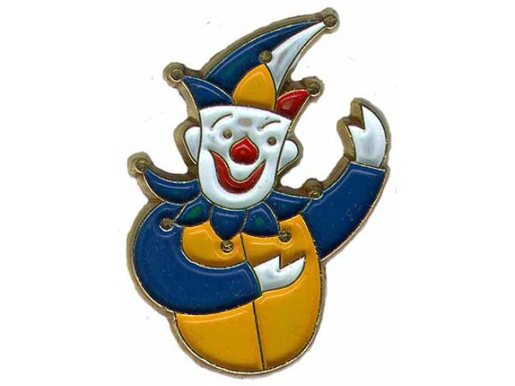 Karenvalspin Clown