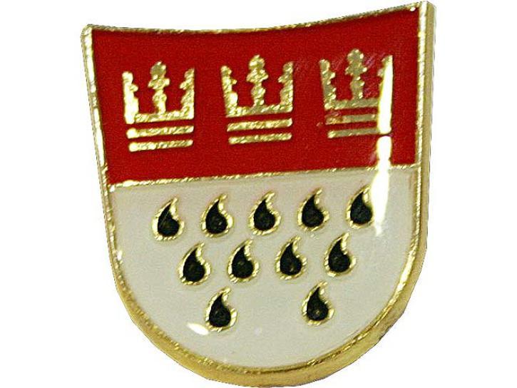 Karnevalspin Kölner Wappen