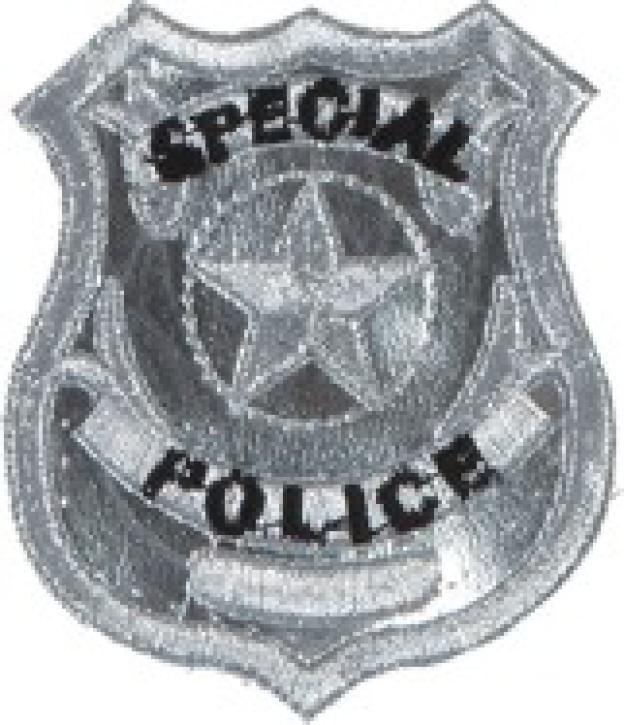 Emblem Special Police