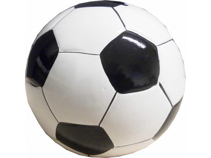 Spardose Fußball 11 cm