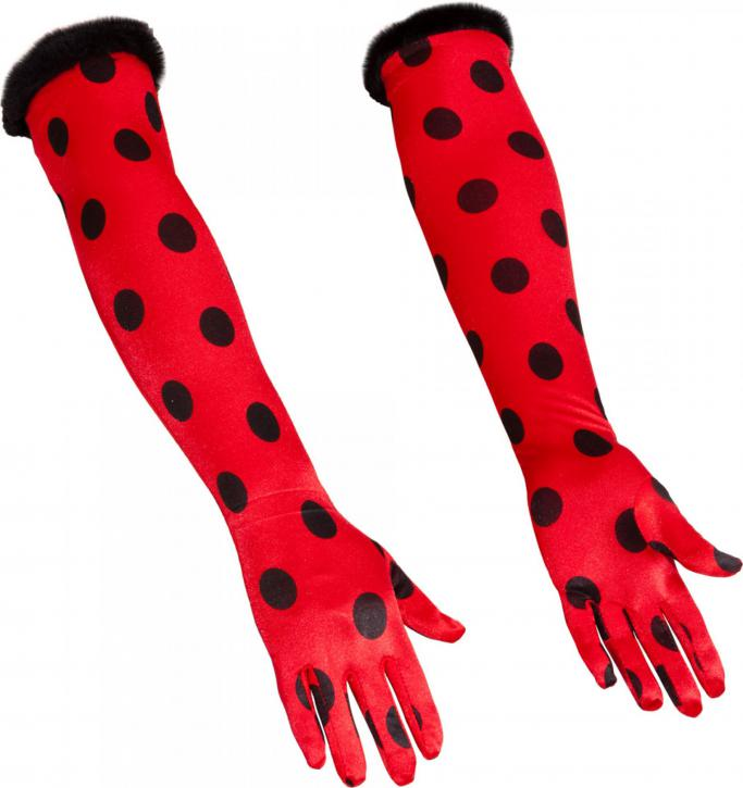 Handschuhe Käfer lang
