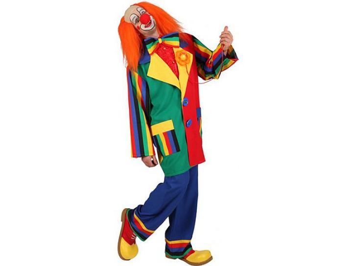 Clownjacke Gr.46/48