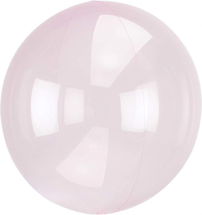 Ballon Bubble rosa