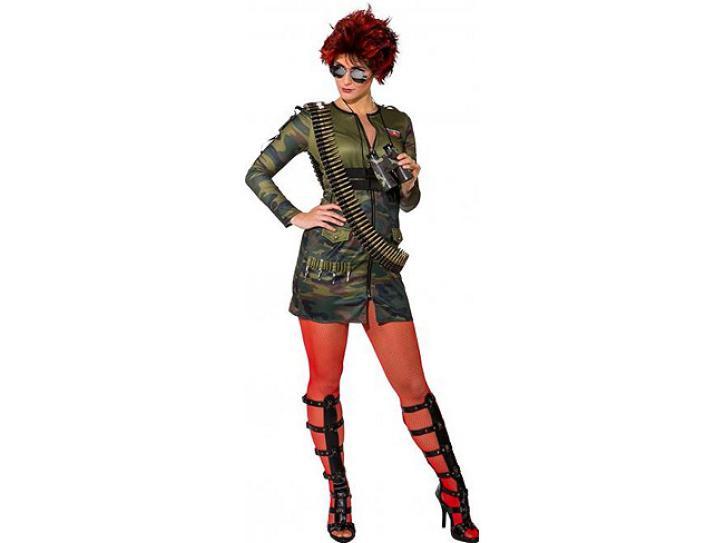 Kostüm  Army Lady Gr. 34/36