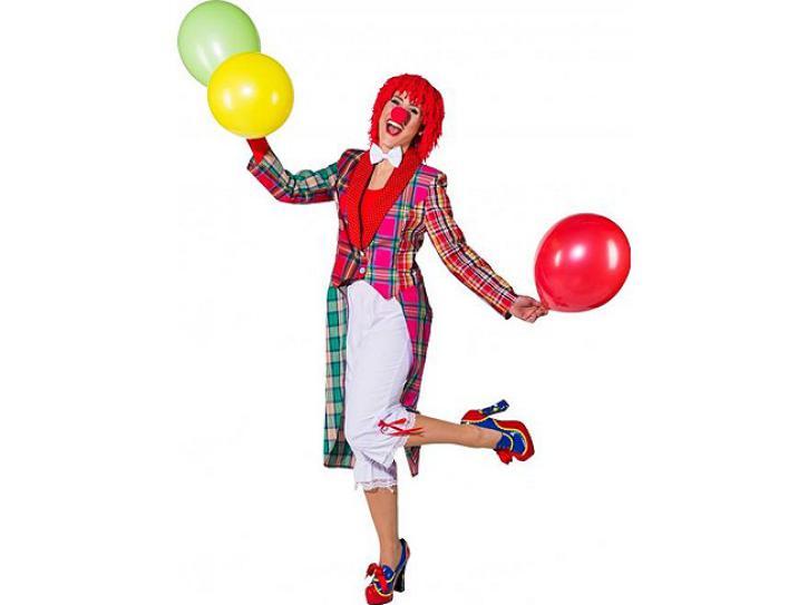 Clownfrack bunt Gr. 34/36
