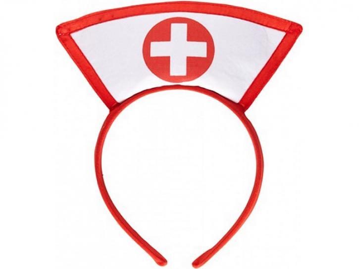 Haarreif Krankenschwester