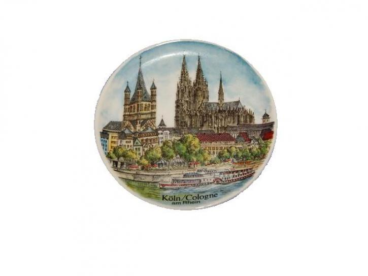 Teller Untersetzer Köln/Cologne 9.5 cm