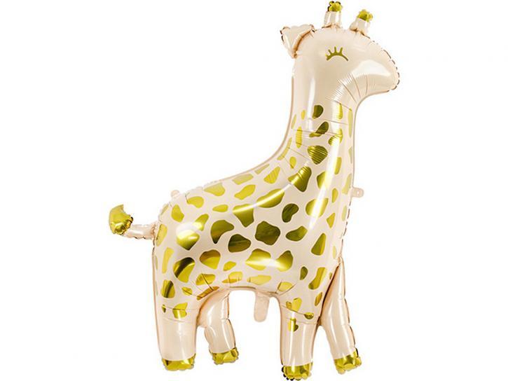 Folienballon Giraffe XXL