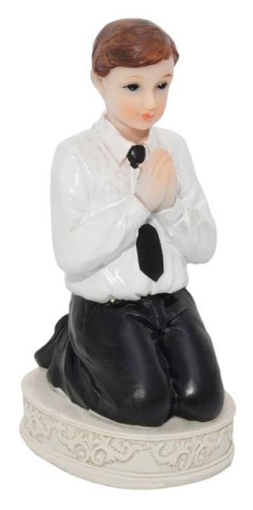 Figur Betender Junge 11cm
