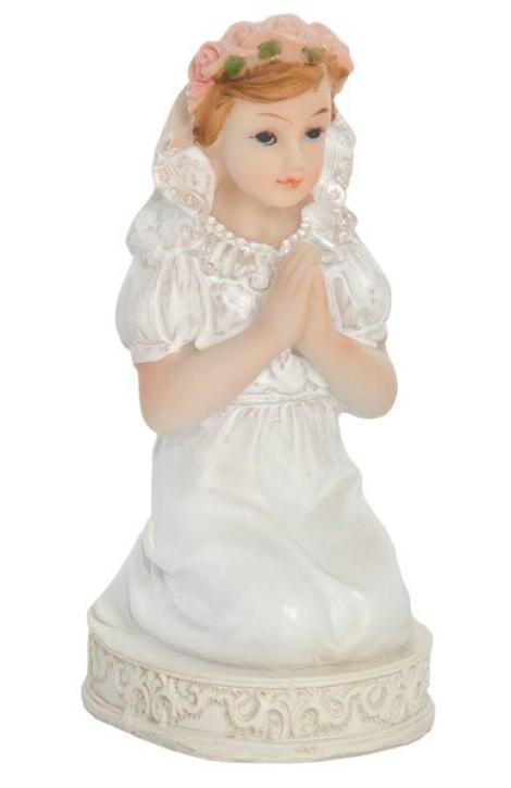 Figur Betendes Mädchen 11cm